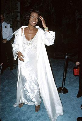 Whitney Houston 71st Annual Academy Awards Los Angeles, CA 3/21/1999