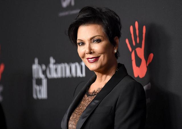 Kris Jenner (Photo: Getty Images)