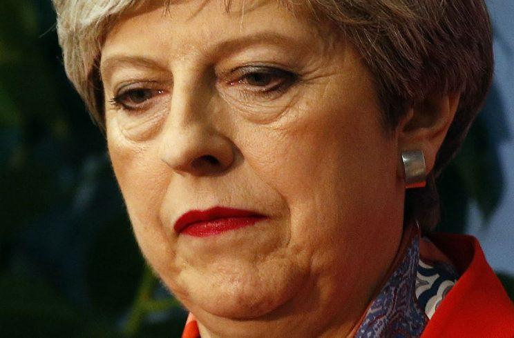 UK Election 2017: May fall short of majority in June
