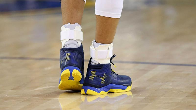 Ugly Curry 3s are perfect metaphor for Under Armour's earnings report