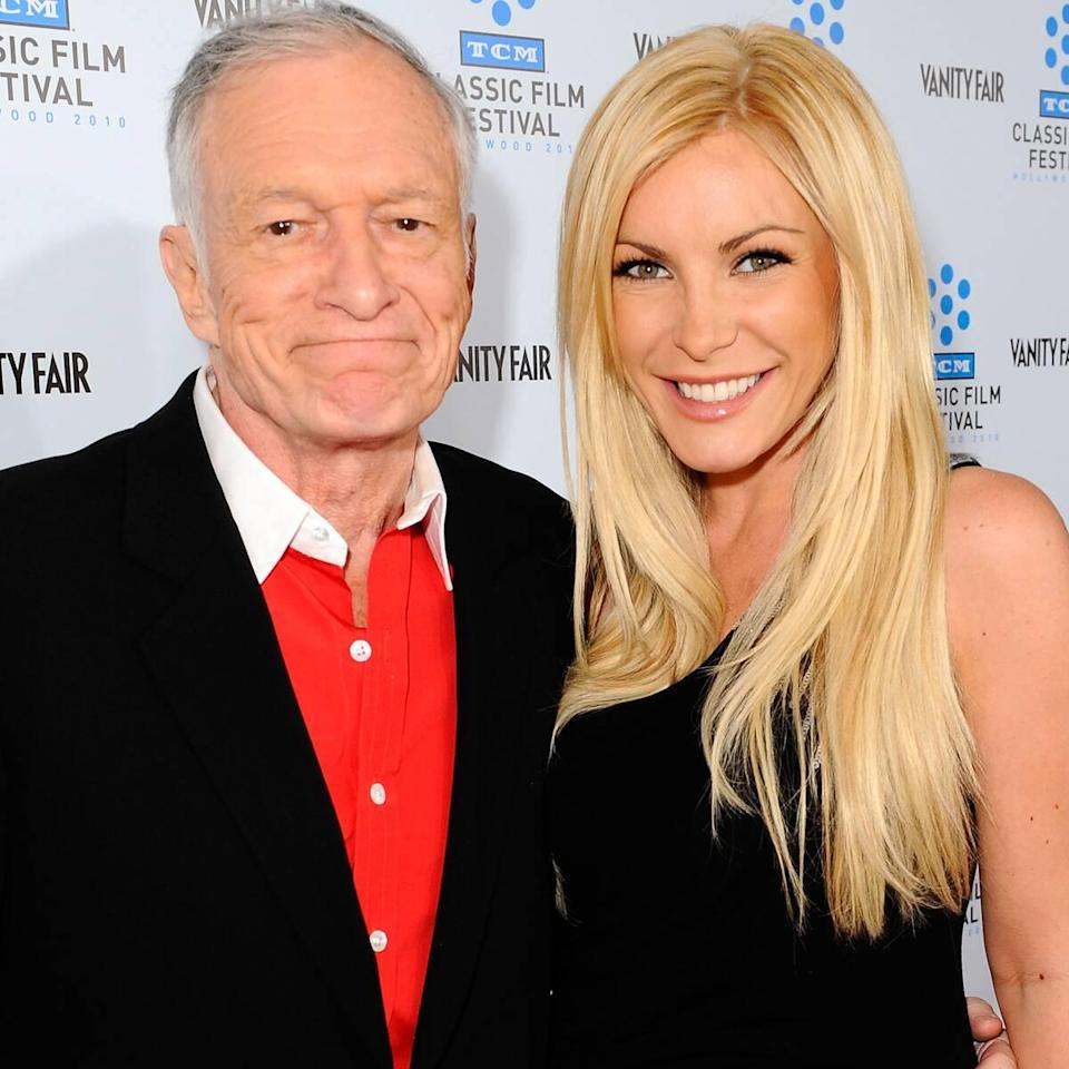 Crystal Hefner Reflects On Receiving Unnecessary Hate While Married To Hugh Hefner