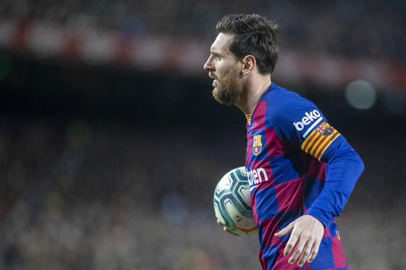 Lionel Messi concedes football will 'never be the same again' after coronavirus