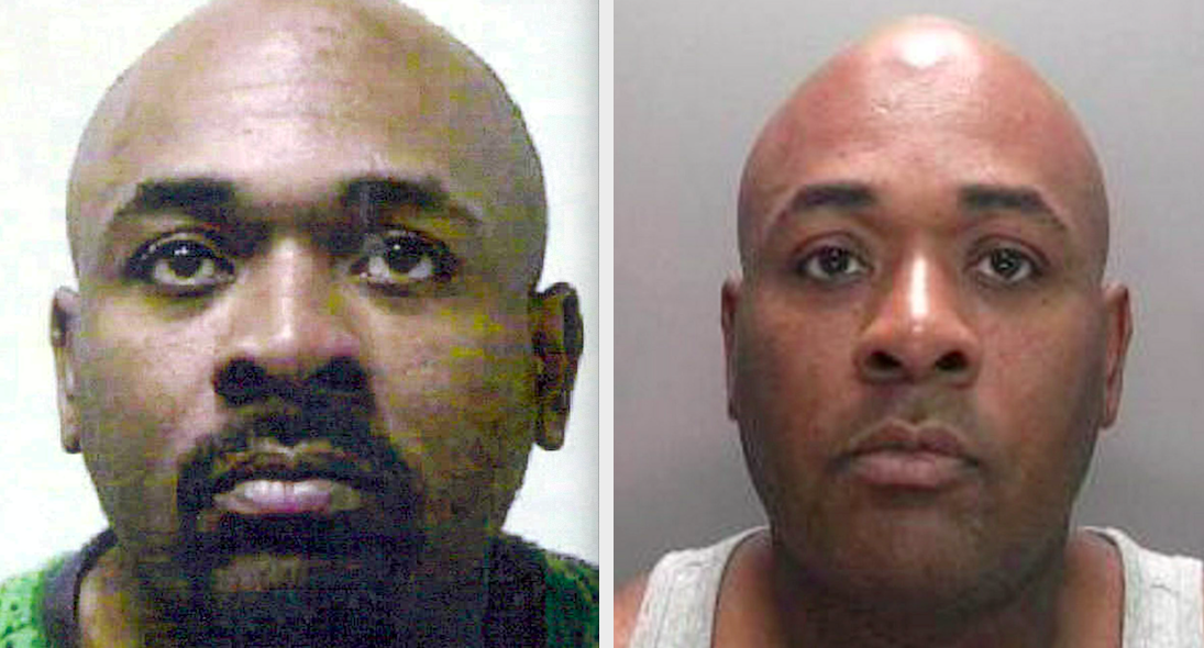 Cedric Brown was previously described by police as one of Britain's most wanted men. (SWNS)
