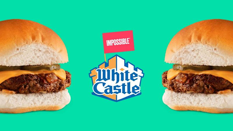 White Castle moves into the future with Impossible Foods' meatless burger