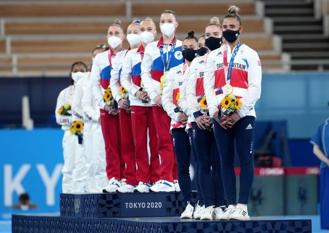 Tokyo 2020 Olympic Games – Day Four