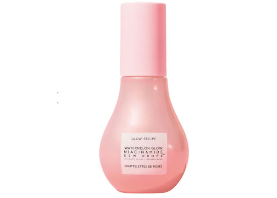 Glow Recipe Watermelon Glow Niacinamide Dew Drops. (Image via Sephora)