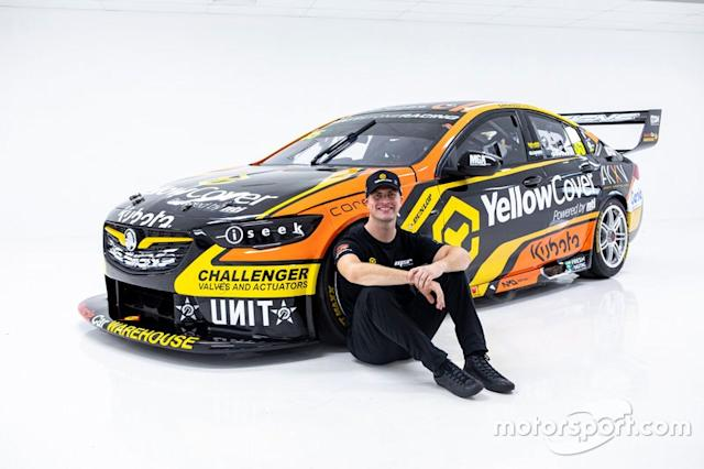 "Garry Jacobson, #35 Matt Stone Racing Holden Commodore <span class=""copyright"">Matt Stone Racing</span>"