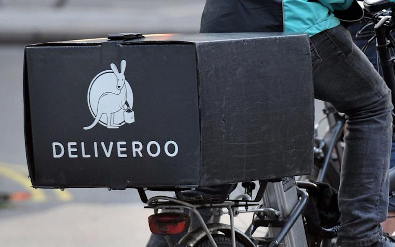 London-based Deliveroo is estimated to be worth between $1.5 and $2bn - PA