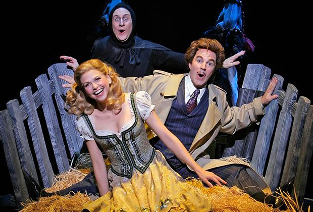 ABC's next primetime musical will be Young Frankenstein Live