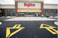 "<p>The midwest chain's hours will vary by location, with some stores closing at 2 p.m. Play it safe and give your local<a href=""https://www.hy-vee.com/"" rel=""nofollow noopener"" target=""_blank"" data-ylk=""slk:Hy-Vee"" class=""link rapid-noclick-resp""> Hy-Vee </a>a call before heading out for last-minute groceries. </p>"