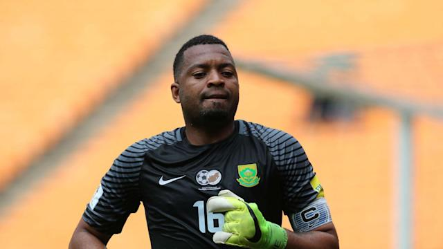 Khune will make his 87th appearance for the South African senior national team as Baxter looks to continue blending youth with experience