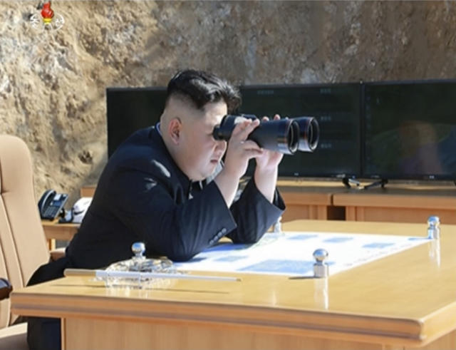 <p>North Korea says war with the United States is unavoidable now that the U.S. has launched a massive military exercise in South Korea involving hundreds of advanced warplanes. Yahoo Finance's Alexis Christoforous and Myles Udland figure out if this is a serious threat. </p>