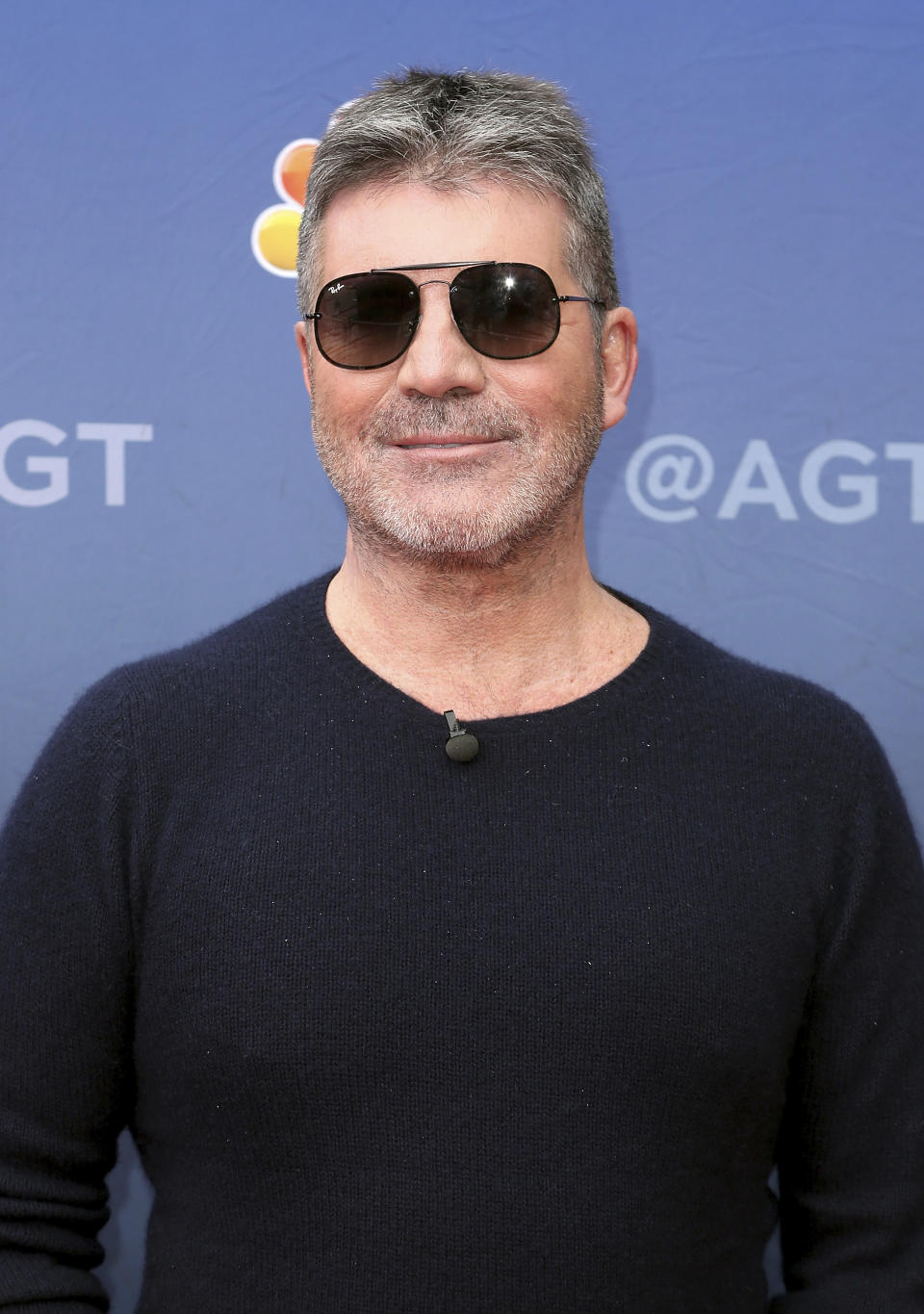 """Simon Cowell arrives at the """"America's Got Talent"""" Season 14 Kickoff at the Pasadena City Auditorium on Monday, March 11, 2019, in Pasadena, Calif. (Photo by Willy Sanjuan/Invision/AP)"""