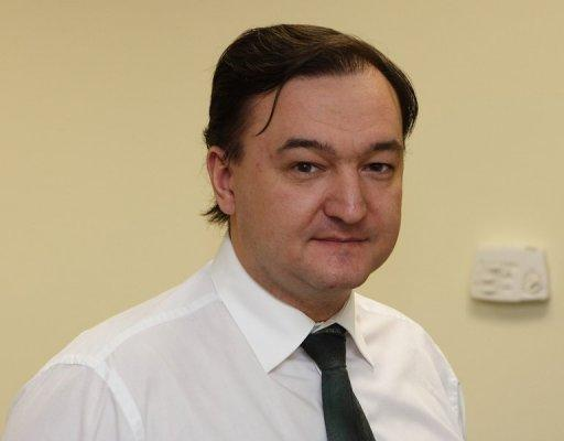 A photo from Hermitage Capital Management taken on December 29, 2006 shows Sergei Magnitsky in Moscow