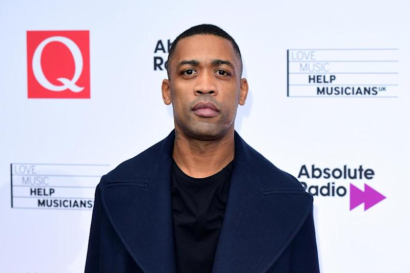 """A file photo of rapper Wiley as celebrities and campaigners are set to stage a 48-hour Twitter """"walkout"""" over the social media giant's handling of anti-Semitic posts: PA"""