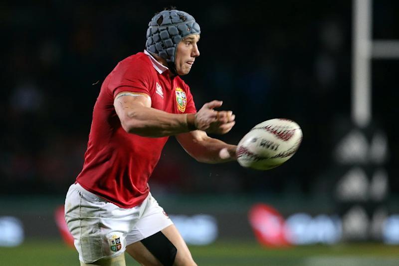 All Blacks great Meads impressed by Lions rally