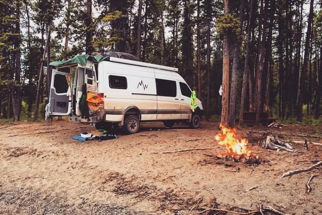 Need an escape? Here's how to build a camper van