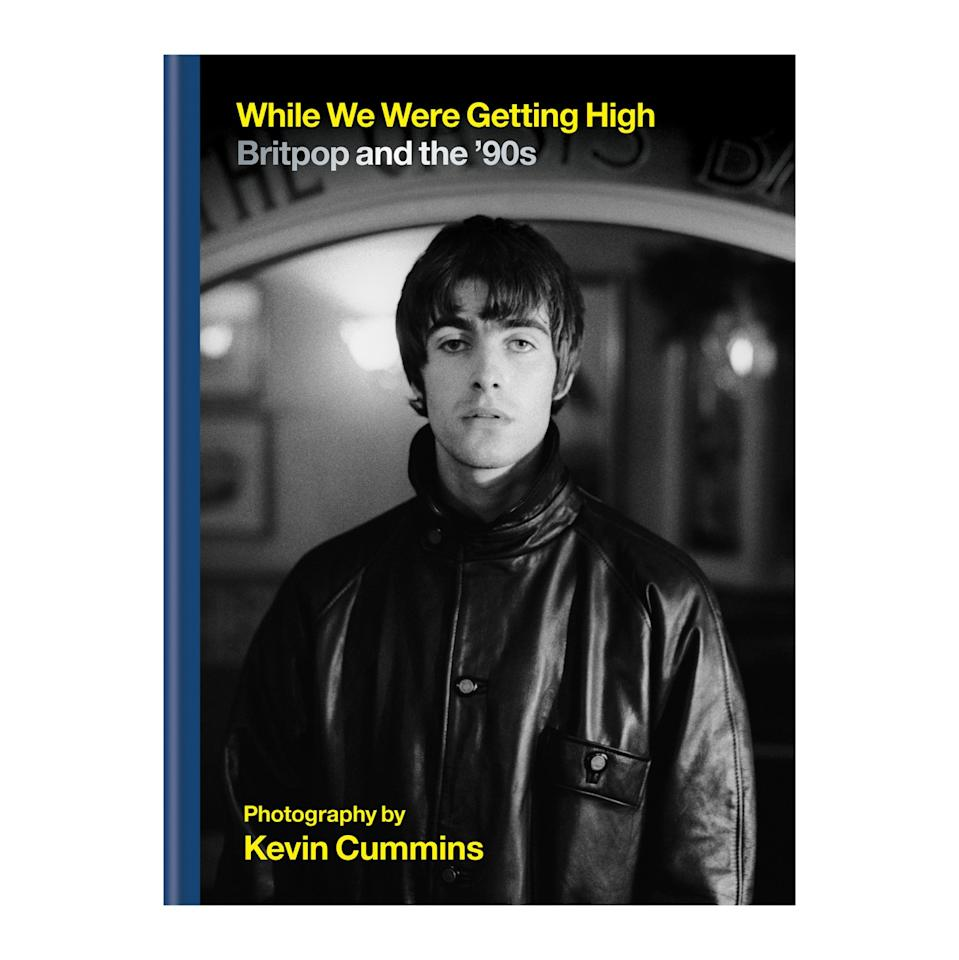 "Kevin Cummins, ""While We Were Getting High: Britpop and the 90s"""
