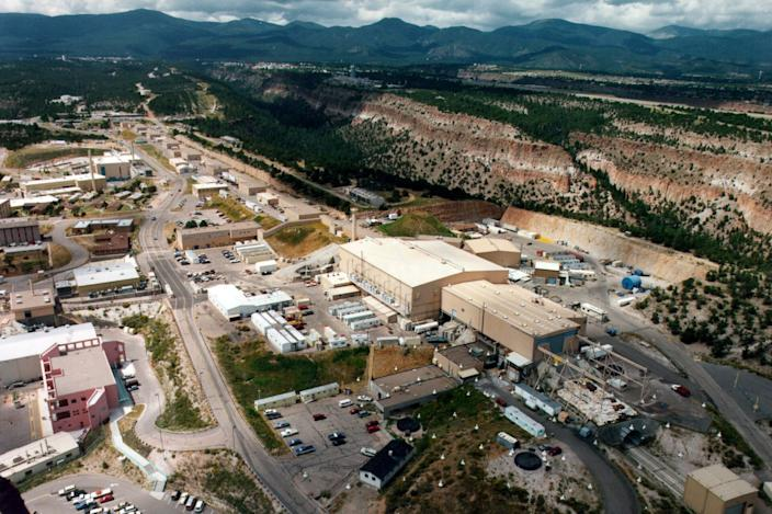 A physicist who worked at Los Alamos National Laboratory has been charged with lying to the government about contacts with a Chinese state-run program that seeks to recruit overseas scientists. (Photo: Albuquerque Journal via AP)