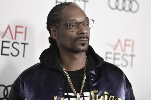 Snoop Dogg apologized to Gayle King after threatening her during an obscenity-laced rant. (Photo by Richard Shotwell/Invision/AP)