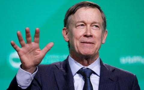 Former Gov. John Hickenlooper - Credit: Reuters