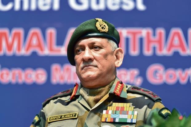 Bipin Rawat says Army won't tolerate homosexuality within its ranks
