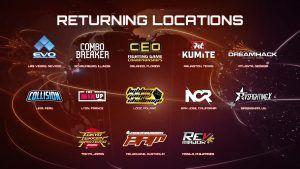 Here S The Complete Schedule For The Tekken World Tour 2020
