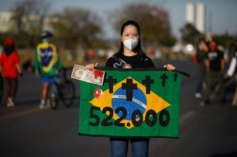 The Delta variant has started spreading rapidly in Brazil's most populous state Sao Paulo