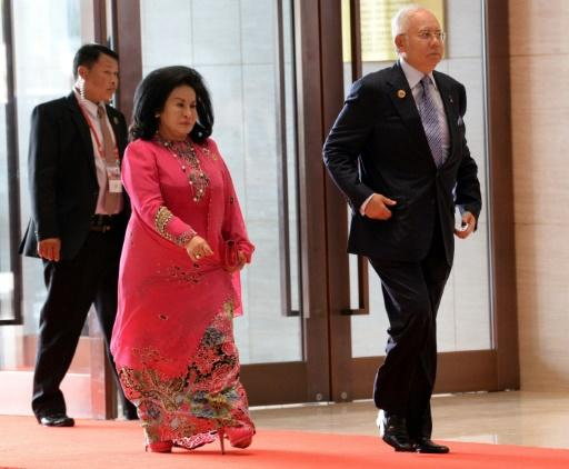 Ousted prime minister Najib Razak and his wife Rosmah Mansor have long been suspected of benefiting form the looting of Malaysian state funds