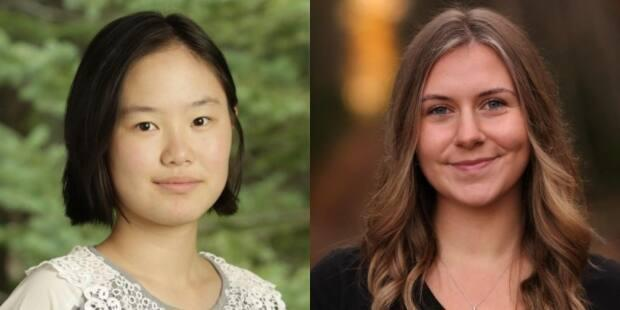 New Brunswick high schools produced two Loran Scholarship winners in 2021 (submitted - image credit)