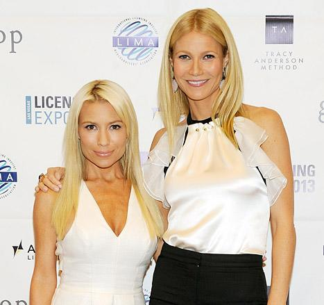 """Tracy Anderson on Meeting Gwyneth Paltrow: """"Her Butt Was Long"""" and She Was 35 Pounds Overweight"""