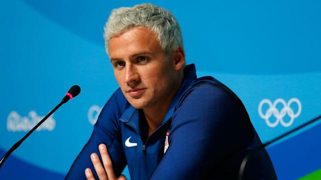 Lochte does have a history of dancing, although it didn't end well.