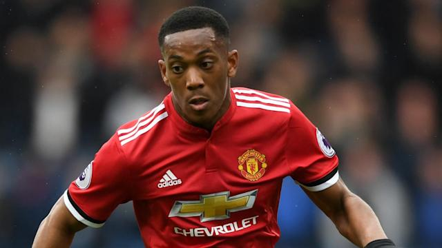 Anthony Martial Manchester United 2017