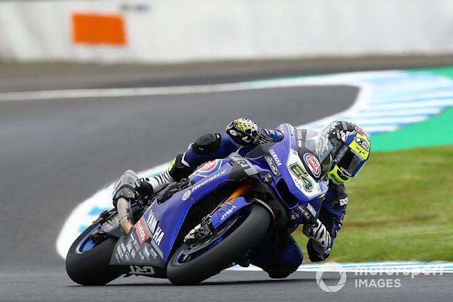 "Garrett Gerloff, GRT Yamaha <span class=""copyright"">Gold and Goose / Motorsport Images</span>"