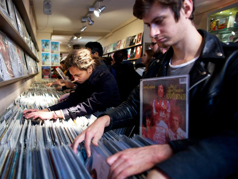 Many Record Store Day releases are already being flogged on eBay: Getty Images