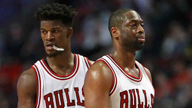 Dwyane Wade's relationship with the Bulls appears to be fractured beyond repair, as he believes he was duped into sticking around.