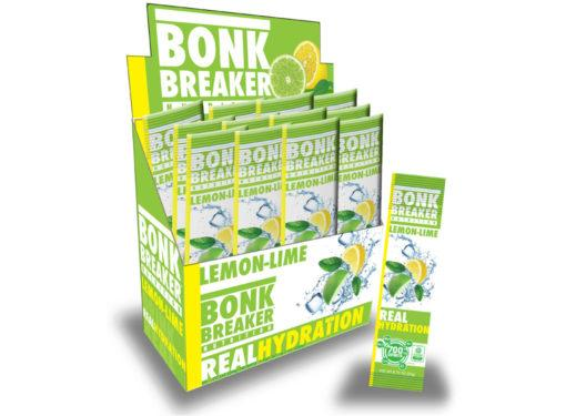 """<p><strong>Bonk Breaker Real Hydration</strong></p><p>bonkbreaker.com </p><p><strong>$10.00</strong></p><p><a href=""""https://fave.co/2BFshIj"""" target=""""_blank"""">Shop Now </a></p><p>Flavoring your water makes it more appealing to take bigger sips, which encourages better hydration practices when on the move so there's less risk of smashing into the wall. Available in two fruity flavors—Lemon-Lime and Wolfberry (a.k.a. Goji Berry) with Pomegranate—this powdered drink blends easily in water and provides just enough carbs (8 grams in each single-serving packet) and <del></del>electrolytes to power typical workouts lasting less than 90 minutes. Ingredient purists will appreciate that the <a href=""""https://www.runnersworld.com/nutrition-weight-loss/a20826888/the-right-way-to-carbo-load-before-a-race/"""" target=""""_blank"""">carbs</a> hail from organic sources (evaporated cane juice and glucose), and there's an absence of lab-created flavors and neon colors.</p>"""