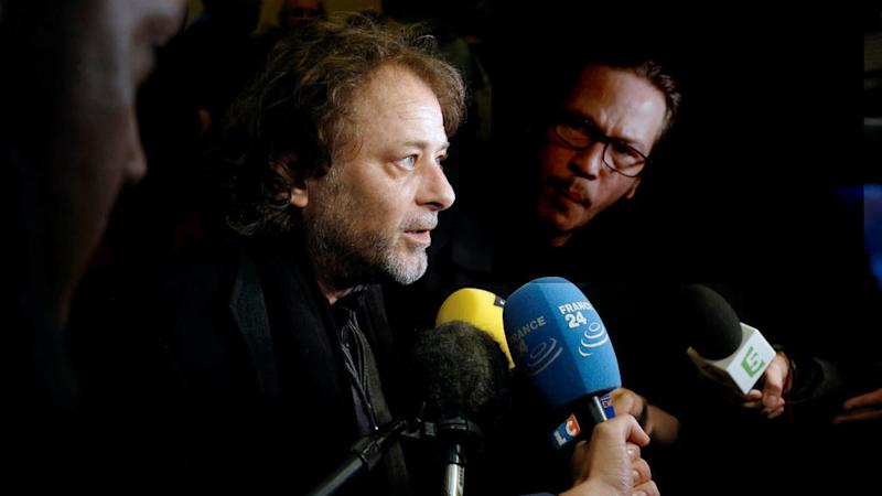 French filmmaker Ruggia charged in underage sex assault case on actress Haenel