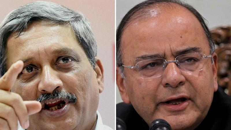 Prez Accepts Parrikar's Resignation, Jaitley Made New Defence Min