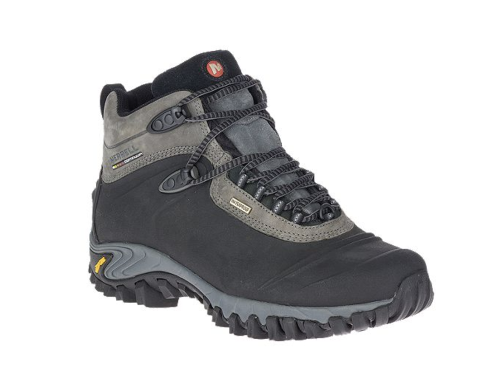 Merrell Women's Thermo 6 Shell Waterproof Winter Boots are on sale now at Sport Chek, $100 (originally $160).