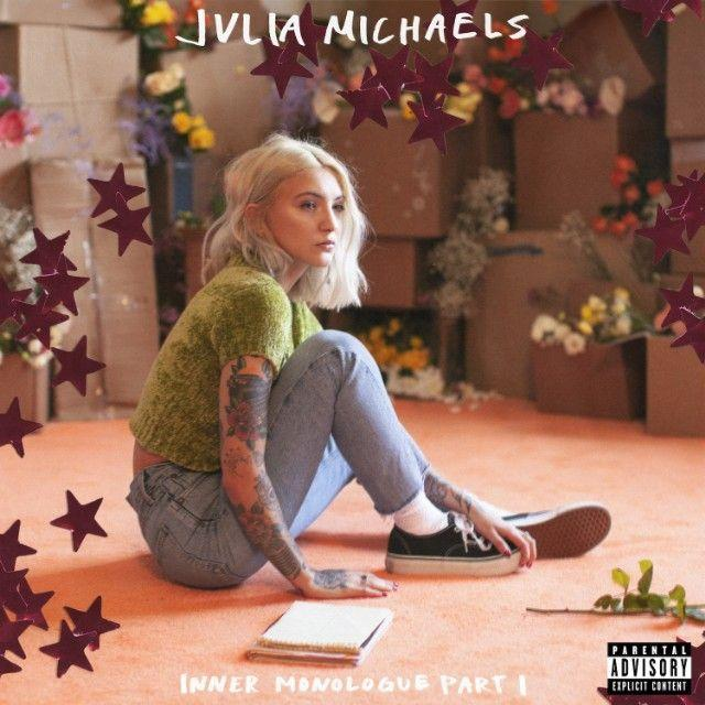 """<p>It's always a gift to the world when Julia Michaels, the <a href=""""https://www.cosmopolitan.com/career/interviews/a48541/get-that-life-julia-michaels-songwriter/"""" target=""""_blank"""">legendary songwriter</a> that you should definitely know by now, releases her own bops. """"Inner Monologue Part 1"""" is Julia's newest EP, and it's sooo good. It even features Niall Horan and a <em>really</em> real song about anxiety <a href=""""https://www.cosmopolitan.com/entertainment/a26027625/selena-gomez-new-song-anxiety-julia-michaels/"""" target=""""_blank"""">with Selena Gomez</a>. </p><p><a class=""""body-btn-link"""" href=""""https://open.spotify.com/album/1xJ7jIK1tT0aVoJw1fPE6r"""" target=""""_blank"""">Stream It</a><br><em></em></p>"""