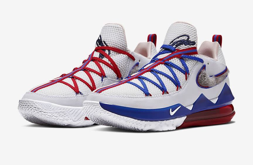 Several of LeBron's signature shoes are on sale for up to 25% off at Nike