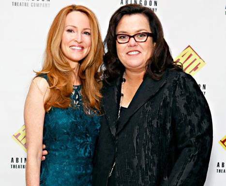 """Rosie O'Donnell: Health Scares Brought Me and Wife Michelle """"Much Closer"""" Together"""
