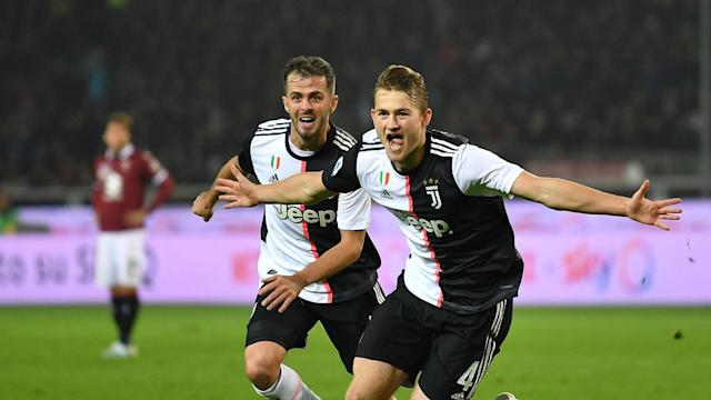 Matthijs de Ligt's Juventus move has been a success, but the youngster has not been helped by Giorgio Chiellini's absence, says Mino Raiola.