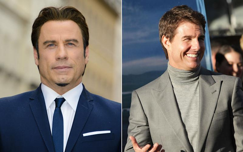 Tom Cruise Scientology 2020.Tom Cruise And John Travolta Despise Each Other Claims Ex