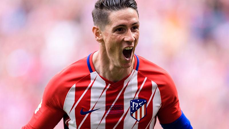 Fernando Torres joining Japan's Sagan Tosu