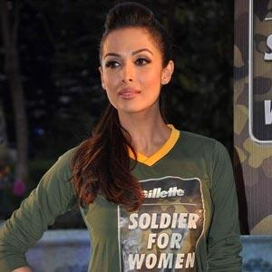 Malaika Arora Khan: 'My male staff is very protective about me'