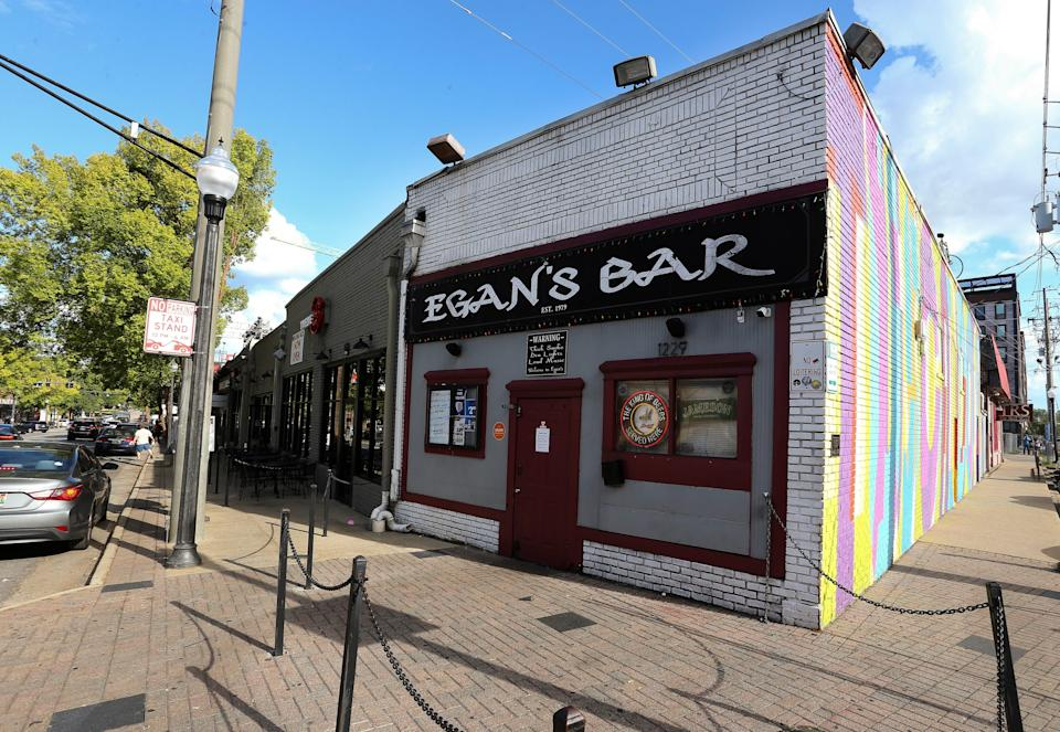 Egan's Bar, a staple on the Strip in downtown Tuscaloosa, Ala., for 42 years, closed over the weekend and will reopen with a new name, Unique, in August.