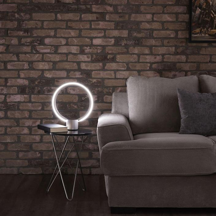 <p>The <span>C by GE Sol</span> ($50) supplies high-quality light, and it can also control everything in your living room.</p>