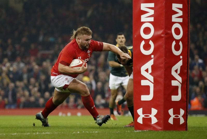 Wales prop Francis to miss start of Six Nations